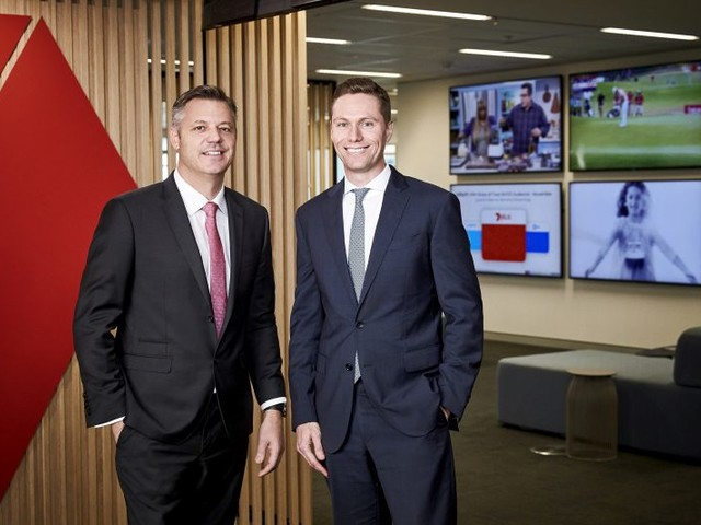 Pacific CEO Gereurd Roberts named Seven's chief digital officer