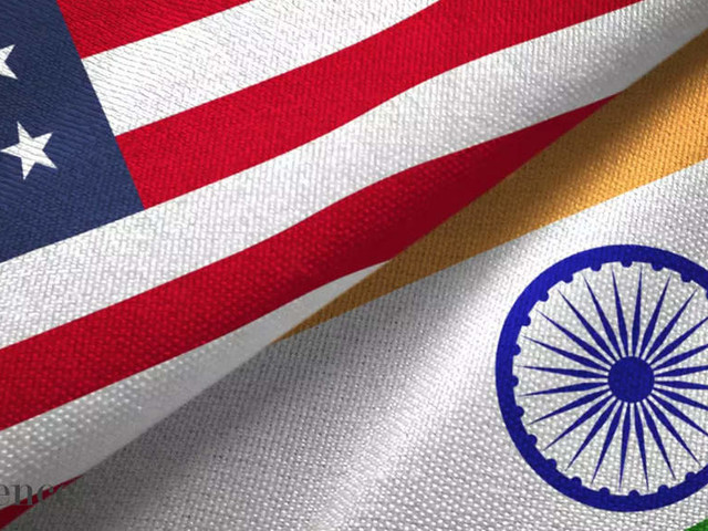 US Admiral holds talks with India's military brass