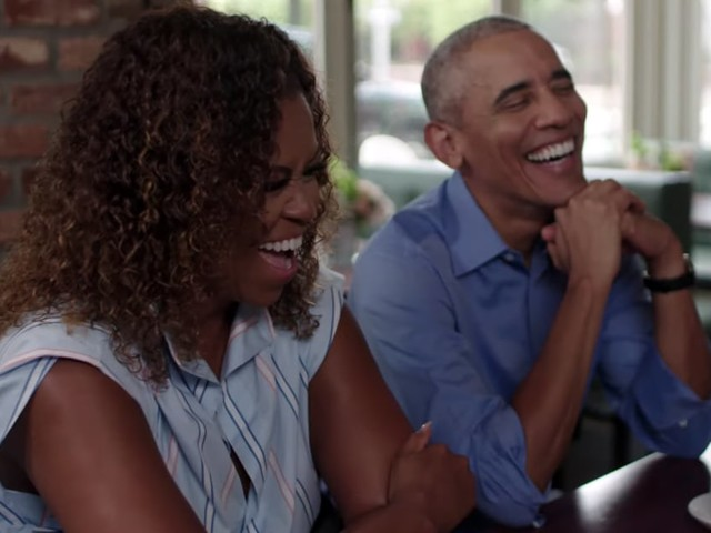 The Obamas Officially Kick Off Their Netflix Partnership With American Factory, Out Now