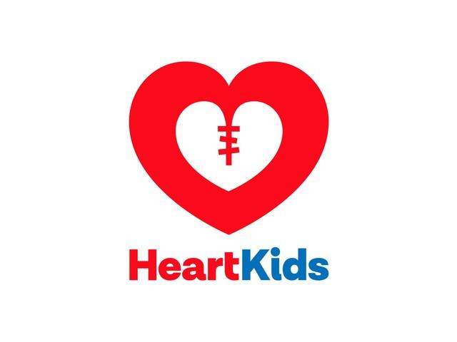 HeartKids addresses congenital heart disease in new branding from Hulsbosch