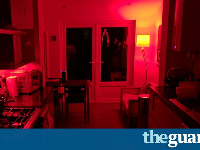 Alexa, lights! How I turned my home into a sci-fi dream