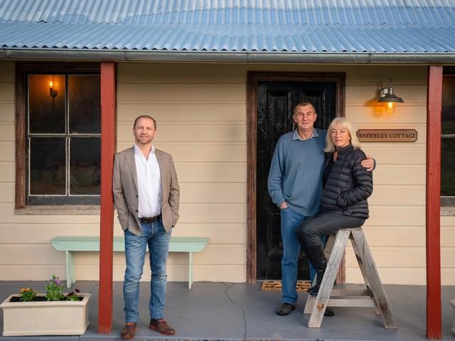 Returning: Restoration Australia