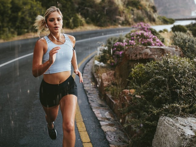 These Running Playlists on Spotify Are So Good, Your Next Workout Will Fly By