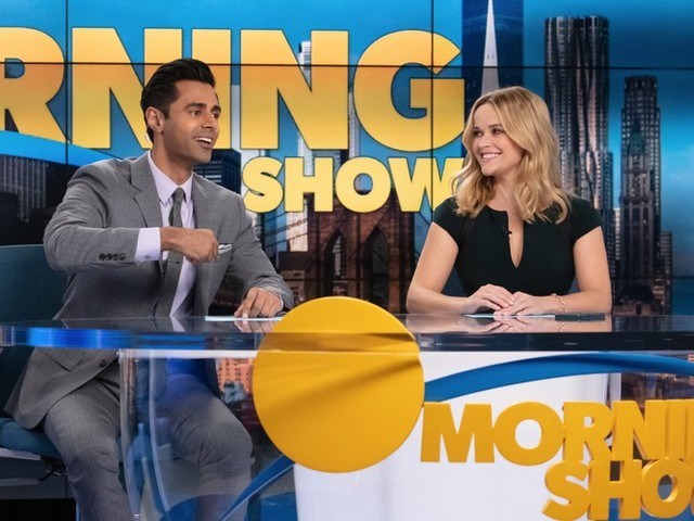 The Morning Show Has Become a Camp Masterpiece