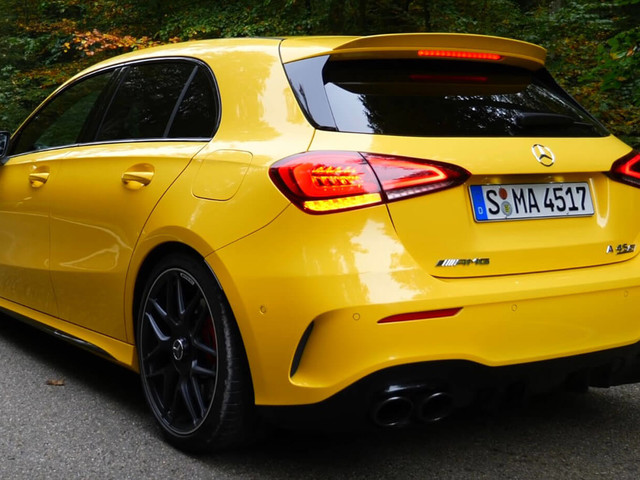 2020 Mercedes-AMG A45 S: A Muscle Car Disguised As A Hatchback