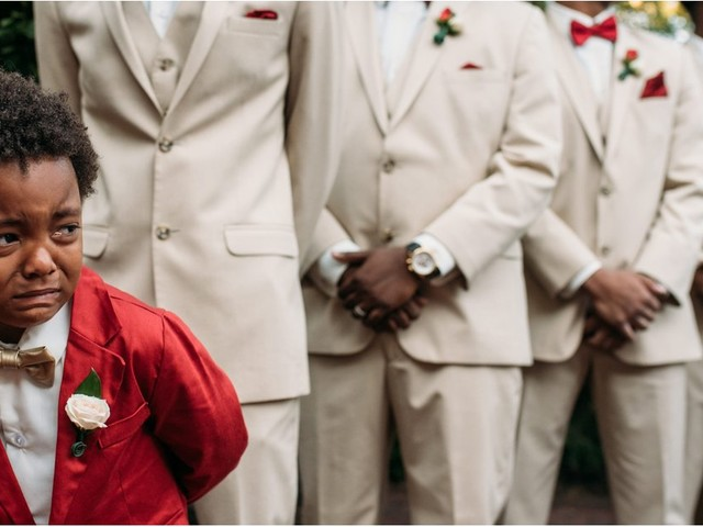 """Wedding Photographer on Prioritising a Photo of the Bride's Son Over Her: """"This Was THE Moment"""""""