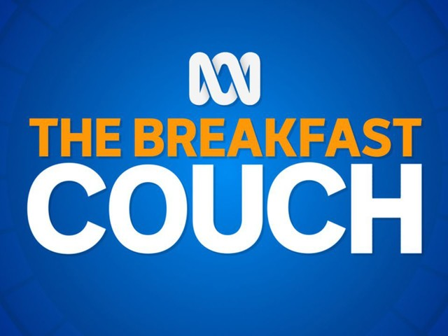 The Breakfast Couch 17/3/2018