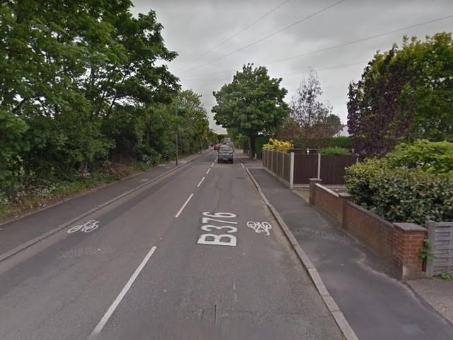 Man dies in Shepperton crash