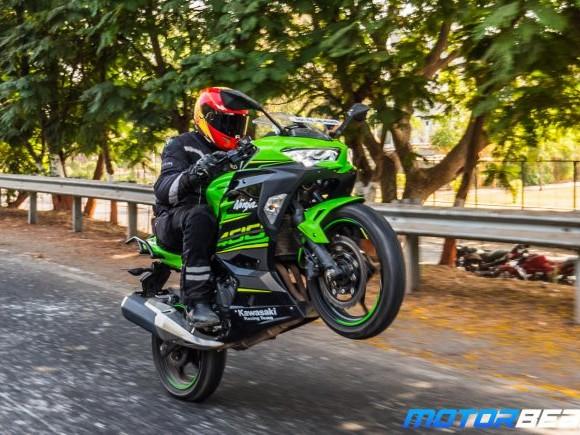 Kawasaki Ninja 400 Pros & Cons In Hindi [Video]