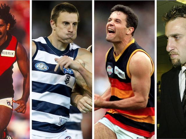 The stories behind players who missed out on an AFL Grand Final spot