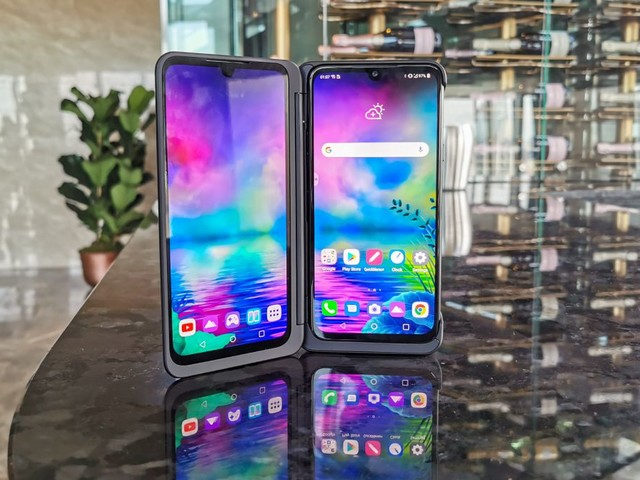 LG's new G8X ThinQ with Dual Screen gets a launch date and price in the US
