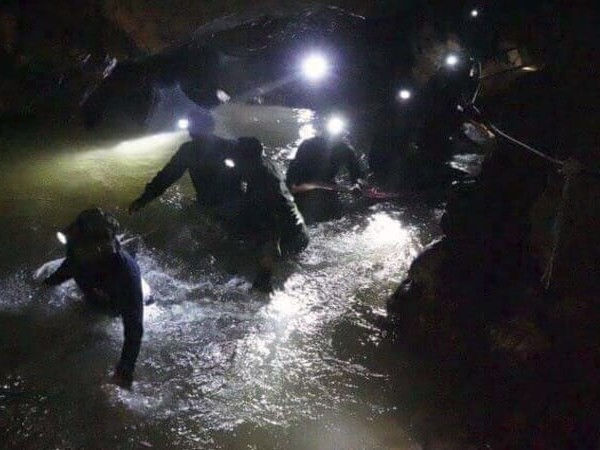 Curiosity comes with a warning after cave rescue