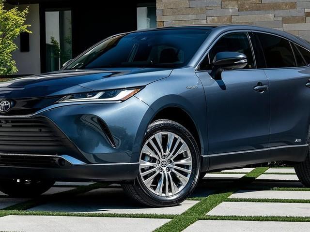 Would a luxury Toyota RAV4 hybrid-based SUV like the stylish all-new Toyota Venza sell in Australia?