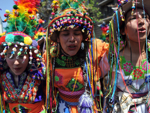 Chile's right-wing government to strengthen anti-terror law, target Indigenous Mapuche