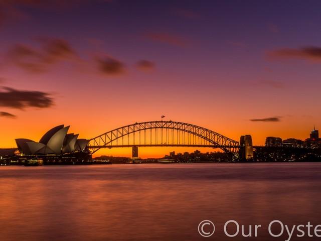 Photo Essay: Sydney by Night