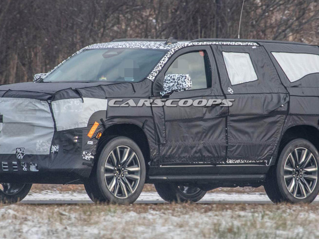 All-New Cadillac Escalade Now Tipped To Debut Next Year