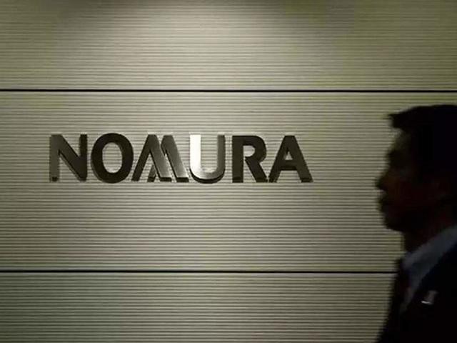 Nomura India Biz Resumption Index plateaus