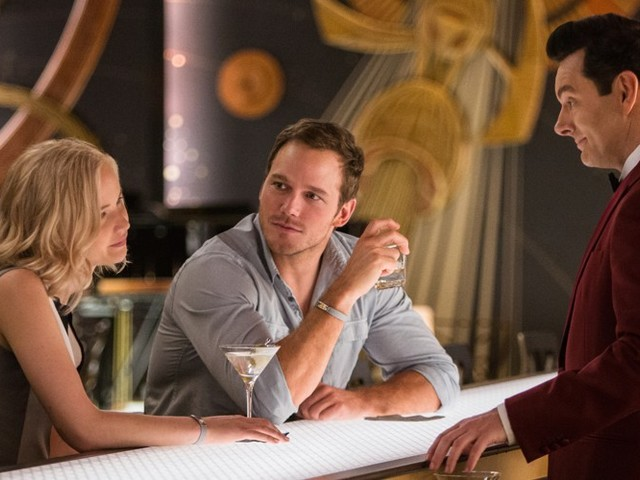 Passengers Is a Journey Best Skipped