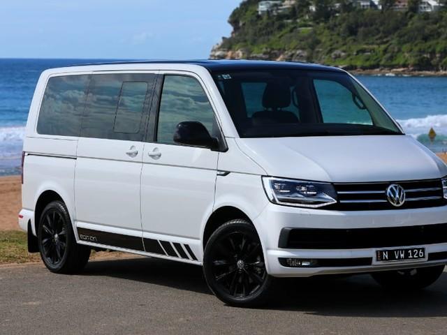 Volkswagen Multivan Black Edition 2019 pricing and specs confirmed