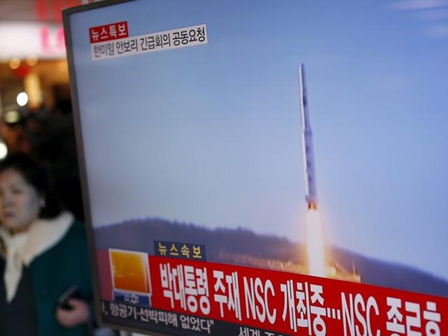 A Satellite Launch in North Korea
