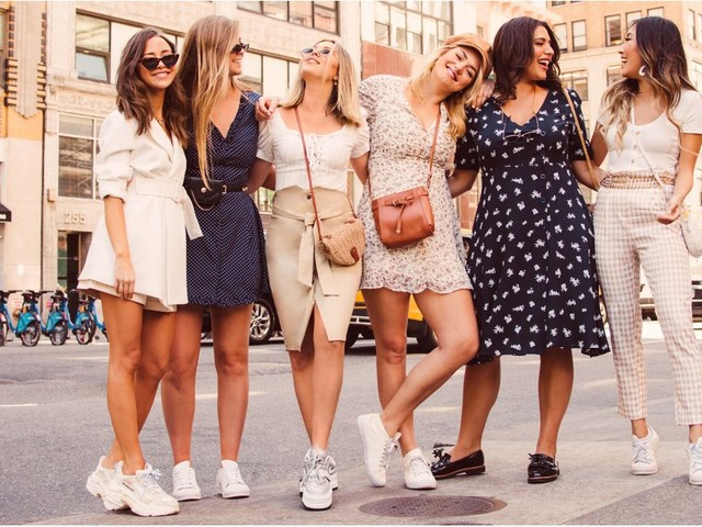 Want to Be the Face of Showpo? We Are Searching For the Next Girl Gang and it Could Include You
