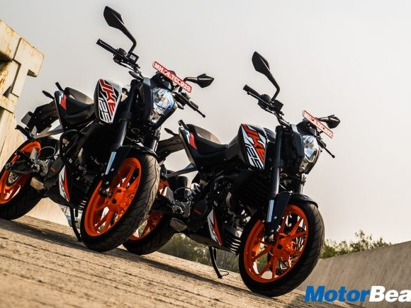 High-End Bajaj-KTM Electric Bike Under Development