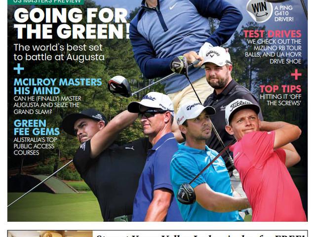 Inside Golf April 2019 Read Online