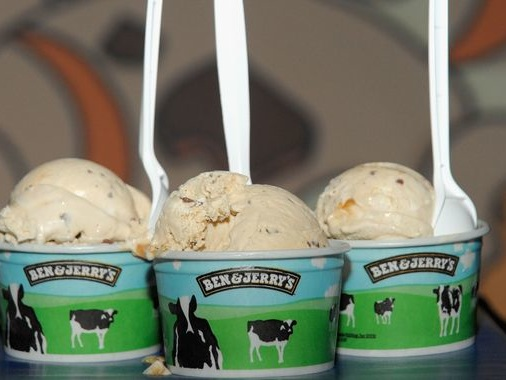 Ben & Jerry's tackle home secretary over migrant crossings - and get a chilly response