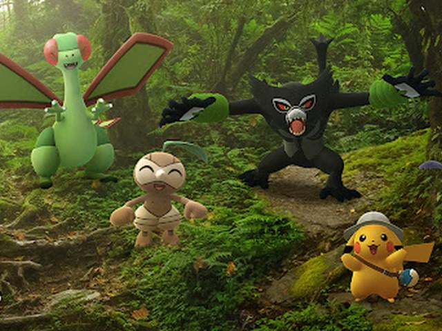 Pokemon Go adding Zarude in its Secrets of the Jungle event - CNET
