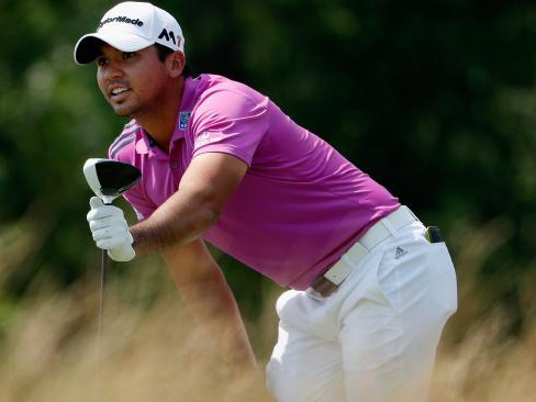 US Open live: eagle gives Day late hope