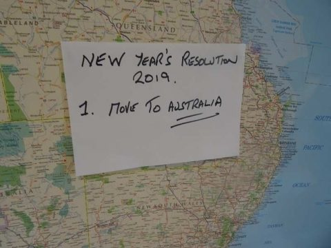 Moving to Australia for a New Life Down Under