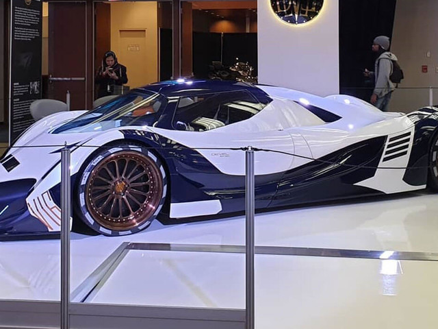 Devel Sixteen Extreme Hypercar With Up To 5,007HP, Has A 2-Year Waiting List