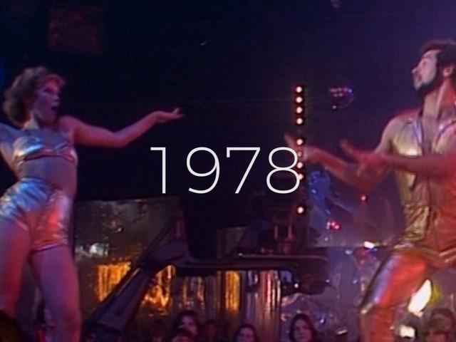 Rewind Saturday Night Fever 1978