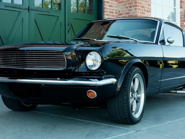 You Can Now Buy Patrick Dempsey's Panoz-Built 1965 Ford Mustang Fastback SVT