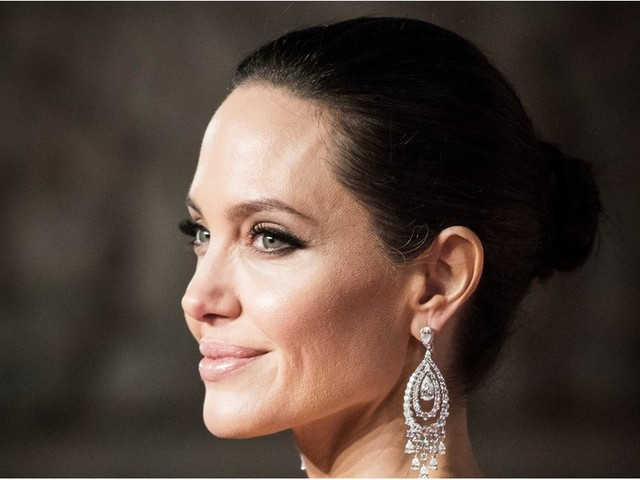 20 Facts About Angelina Jolie That Have Nothing to Do With Her Love Life