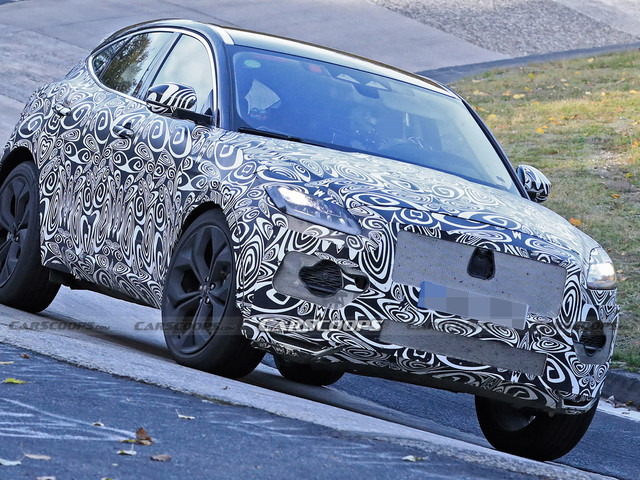 2021 Jaguar E-Pace Facelift To Include New Interior Tech