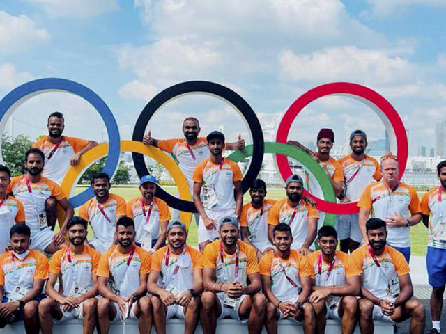 View: Olympics can be India's best sporting moment