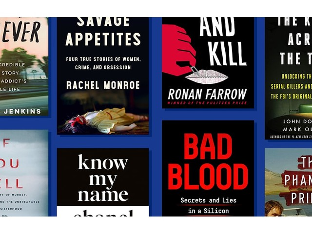 These 10 Best-Selling Crime Books Are Proof That Fact Is Scarier Than Fiction