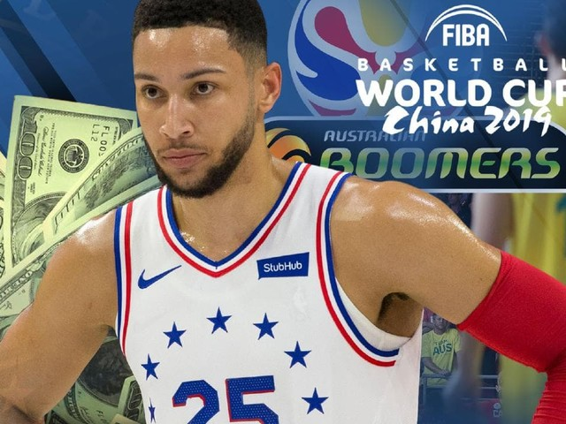 What the 2019 off-season looks like for Ben Simmons: the contract, the Boomers, the jumper