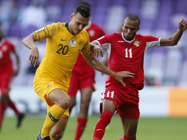 Trent Sainsbury will return for the Socceroos against Uzbekistan, with Mark Milligan moving back to the midfield