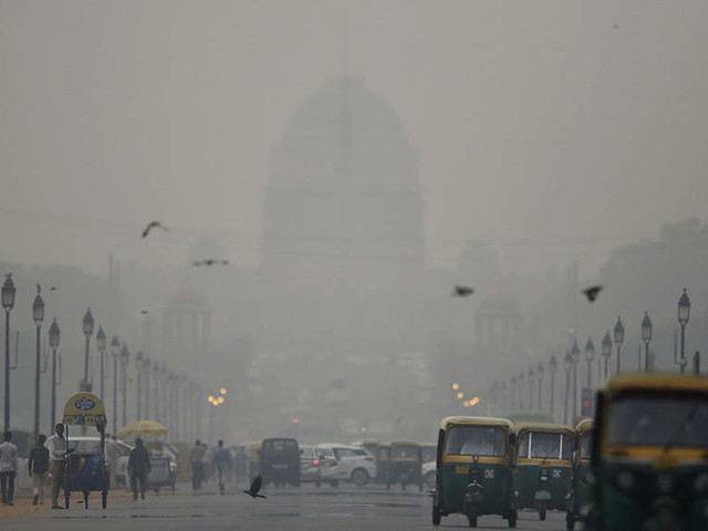 India chalks out a $12 billion plan to combat air pollution