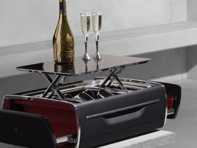 Rolls-Royce reveals Champagne Chest
