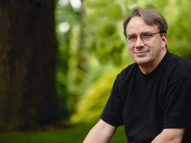 Linus Torvalds is back at the helm of Linux