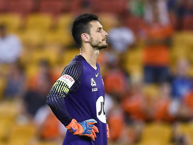 Western Sydney goalkeeper Vedran Janjetovic has reportedly been told he's free to pursue other options