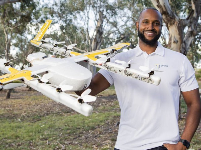 How Canberra became the drone capital