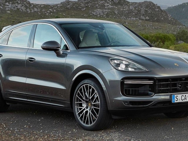 Porsche Cayenne Coupe 2020 revealed