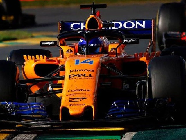 We Won't See McLaren's Real 2018 F1 Car Until Spanish GP