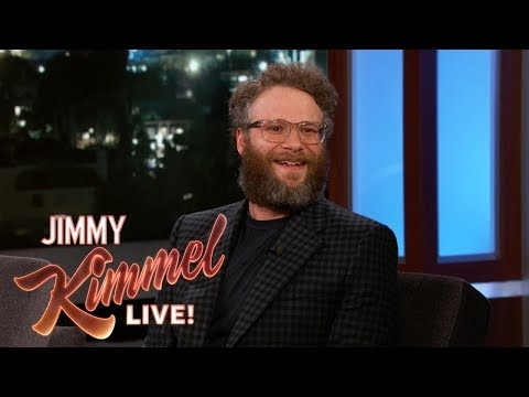 Seth Rogen tells Jimmy Kimmel about meeting Beyoncé