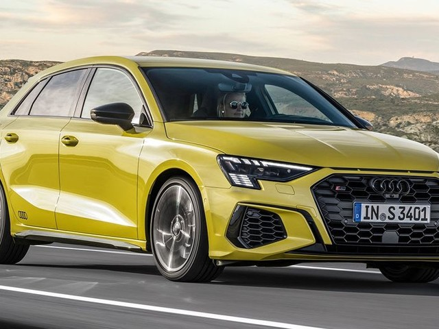 2022 Audi S3 price and features detailed: Australian arrival early next year for new Mercedes-AMG A35 and BMW M135i rival