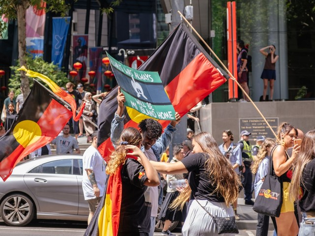 Keen to make your voice heard? How you can support Australia's First Nations